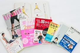 カメラマンRyoko 撮影実積・書籍