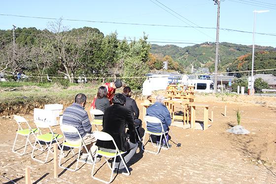 カメラマンRyoko フォトスタジオ多気建設予定地
